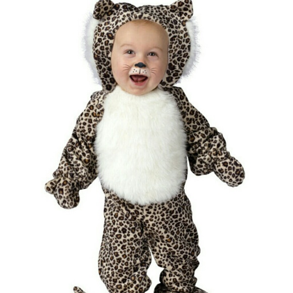 Costumes Toddler Leopard Costume Poshmark